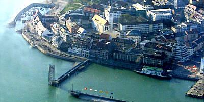 Friedrichshafen Stadt Luftbild
